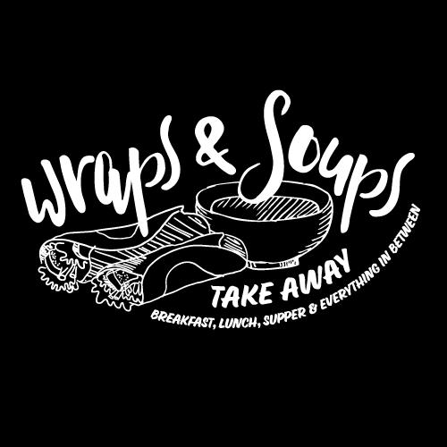 wraps&soups logo
