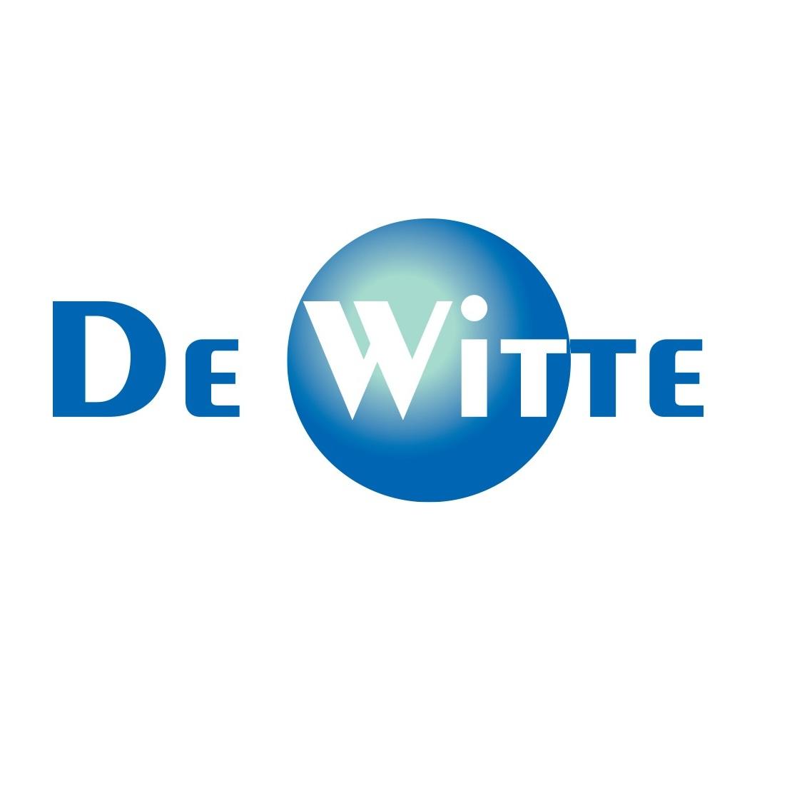 De Witte nv logo