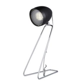 Led Headlight Desk Lamp With Black Head