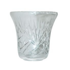 Lead Crystal Glass Shade For Malaga Product Family