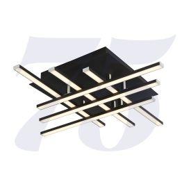 Matrix 6lt Black Led Flush Fitting