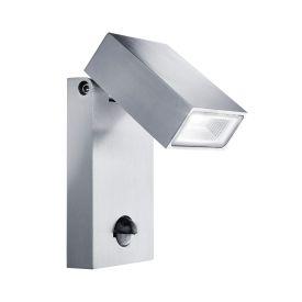 Die Cast Aluminium Ip44 Led Outdoor Wall Light With Motion Sensor