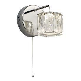 Maxim Led 1lt Octagon Wall Light