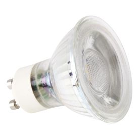 Pack 10 X Gu10 Led Ip44 Lamp - 4w / 320lm / Warm White 3000k