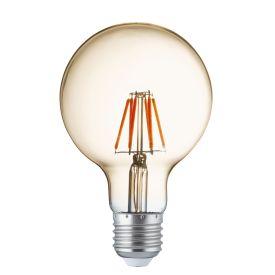 Led Filament Bulbs E27 - 4w, Warm White (pack Of 5)