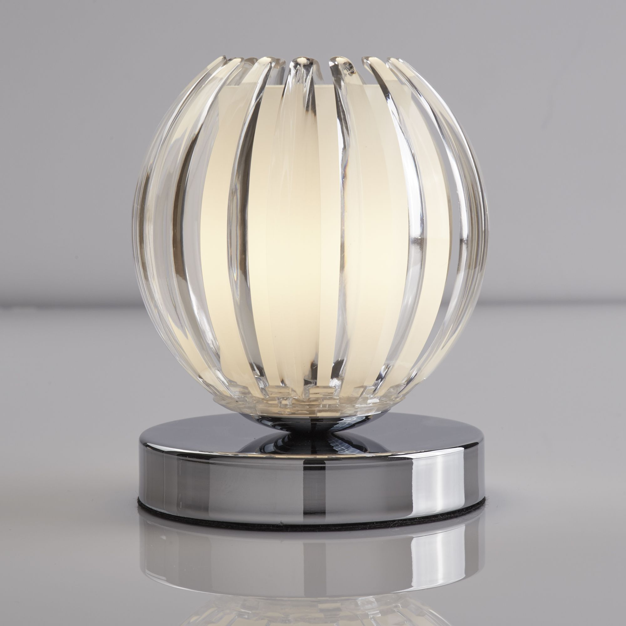 Frost Glass Bedside Table Lamp
