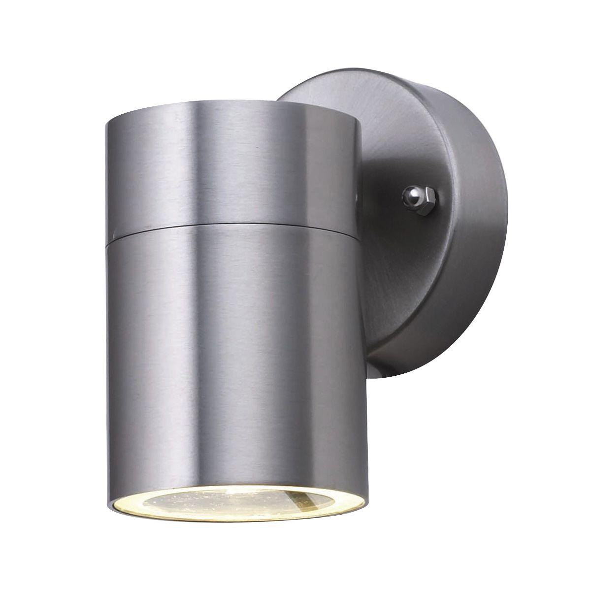 Led Stainless Steel Ip44 Outdoor Wall Bracket Tube Light