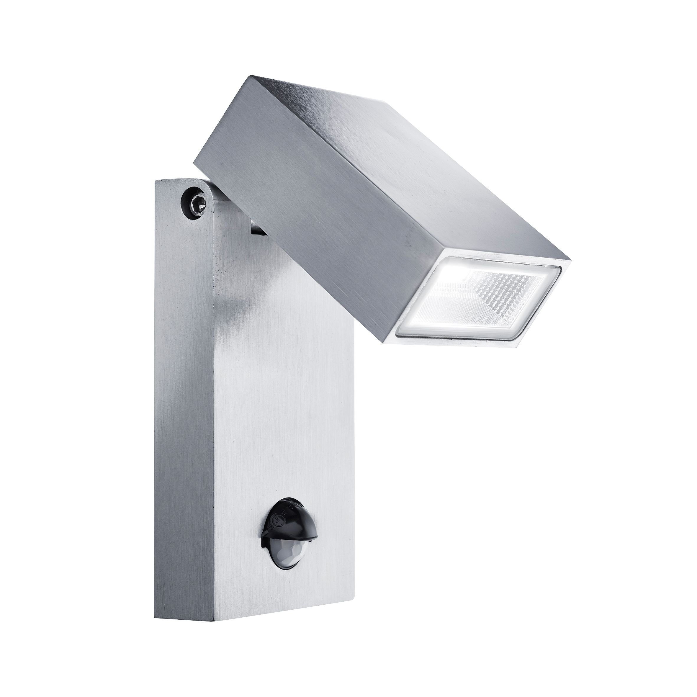 Die Cast Aluminium Ip44 Led Outdoor Wall Light With Motion Sensor