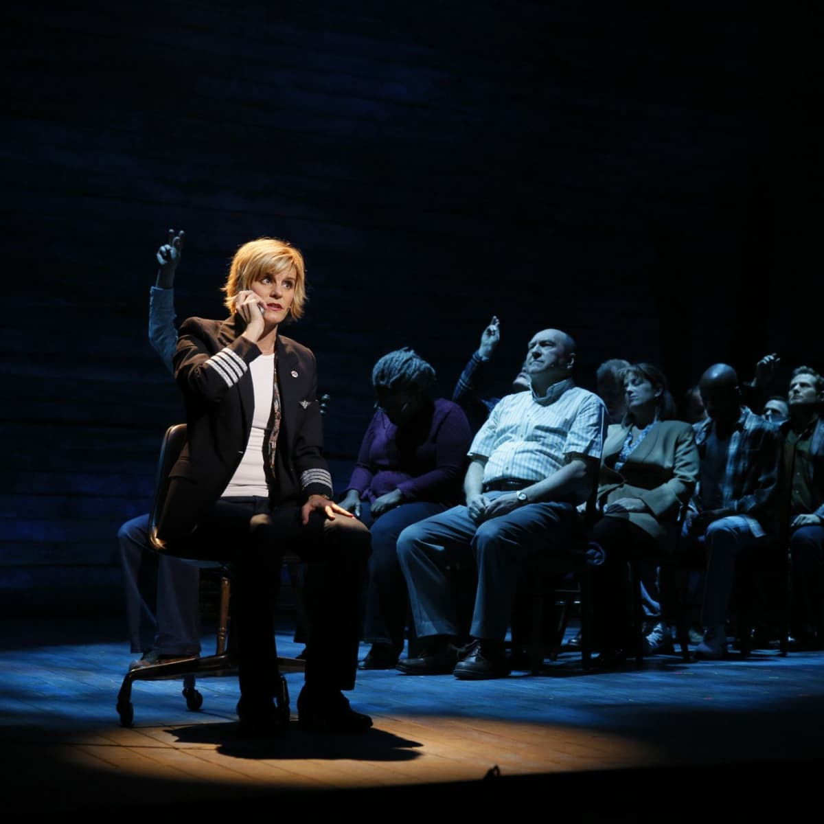 Image representing From Christopher Ashley, Director of Come From Away