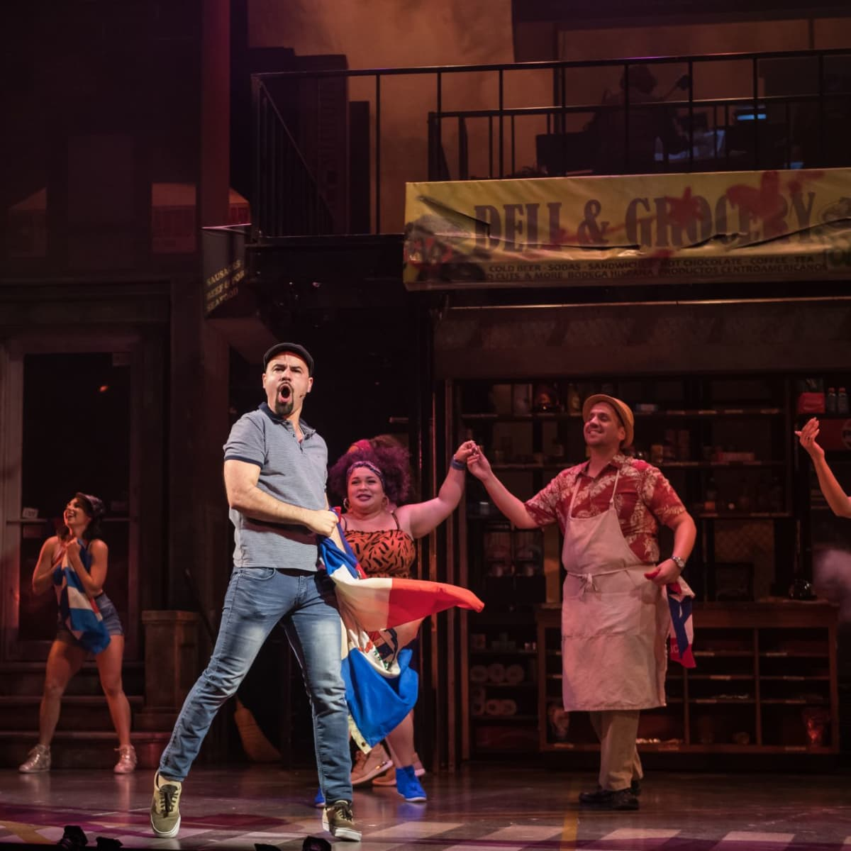 Image representing Flashback Friday: In the Heights Trailer