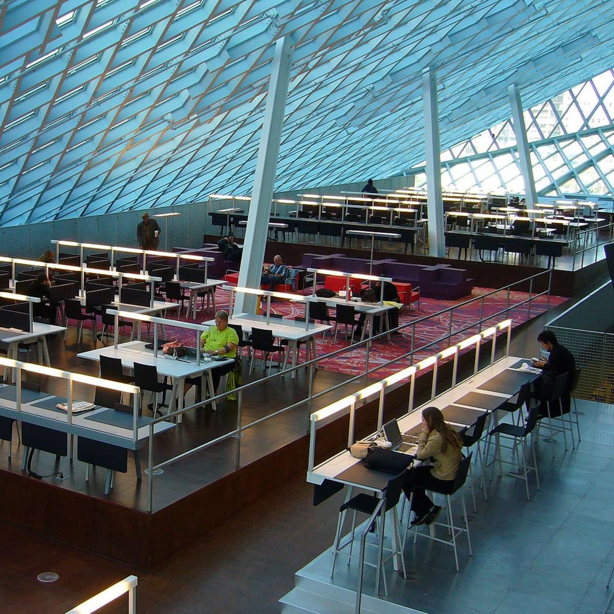 Image representing Seattle Public Library: Indecent Reading List