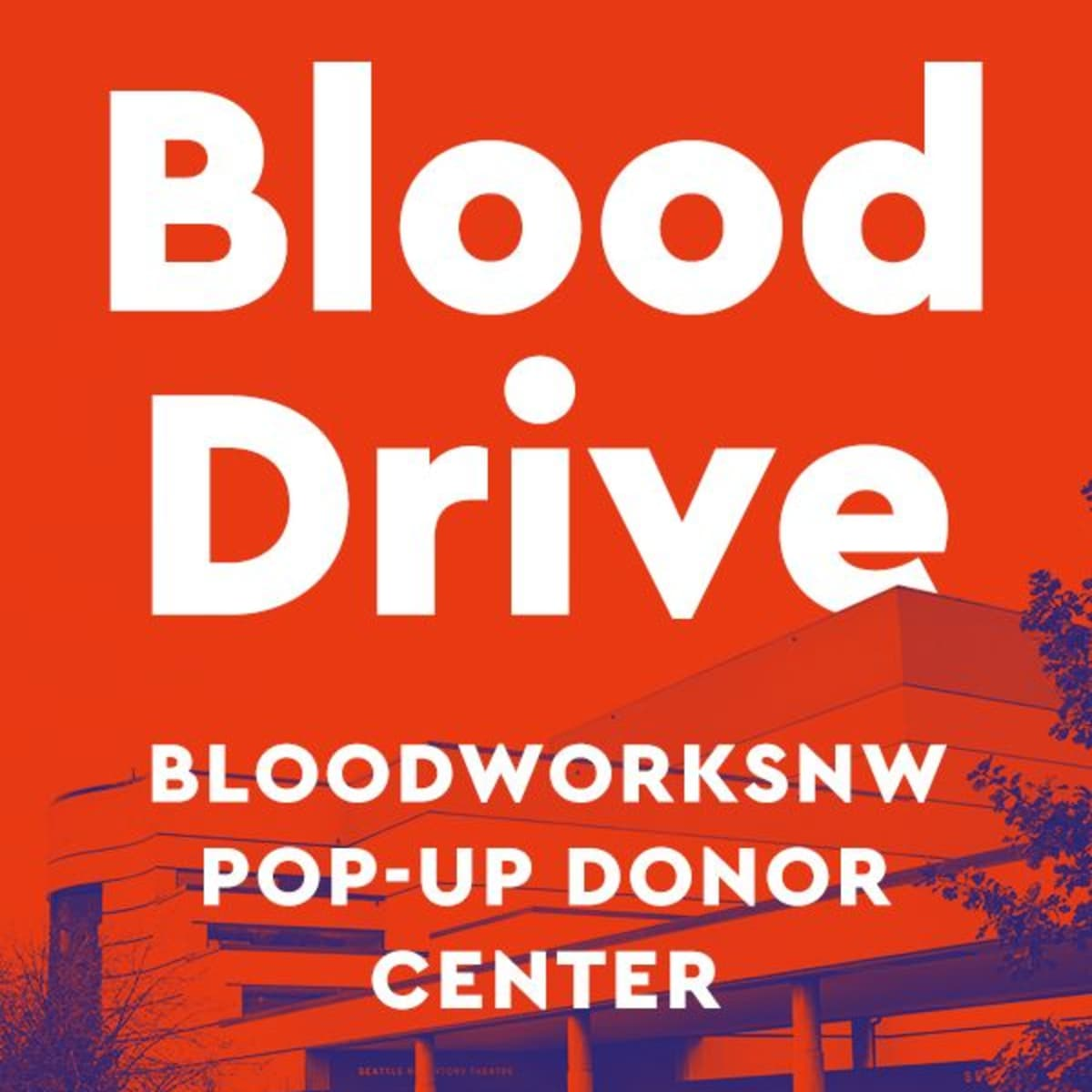Image representing Bloodworks Northwest Pop-Up Donor Center