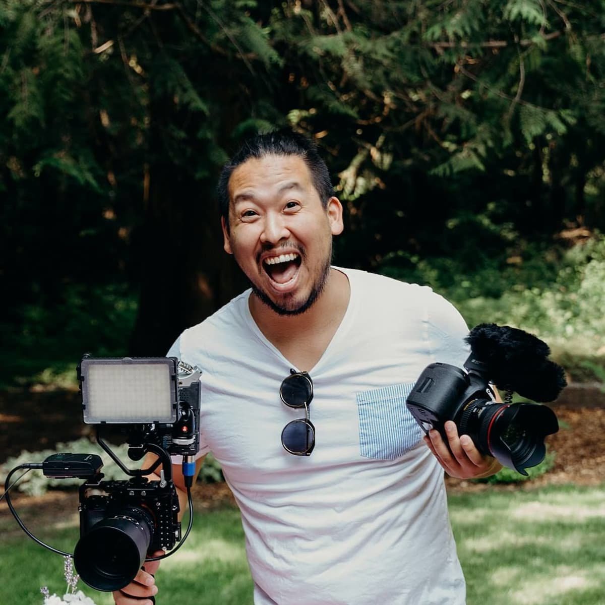 Image representing Intermission Edition: Behind the Camera with Derek Edamura