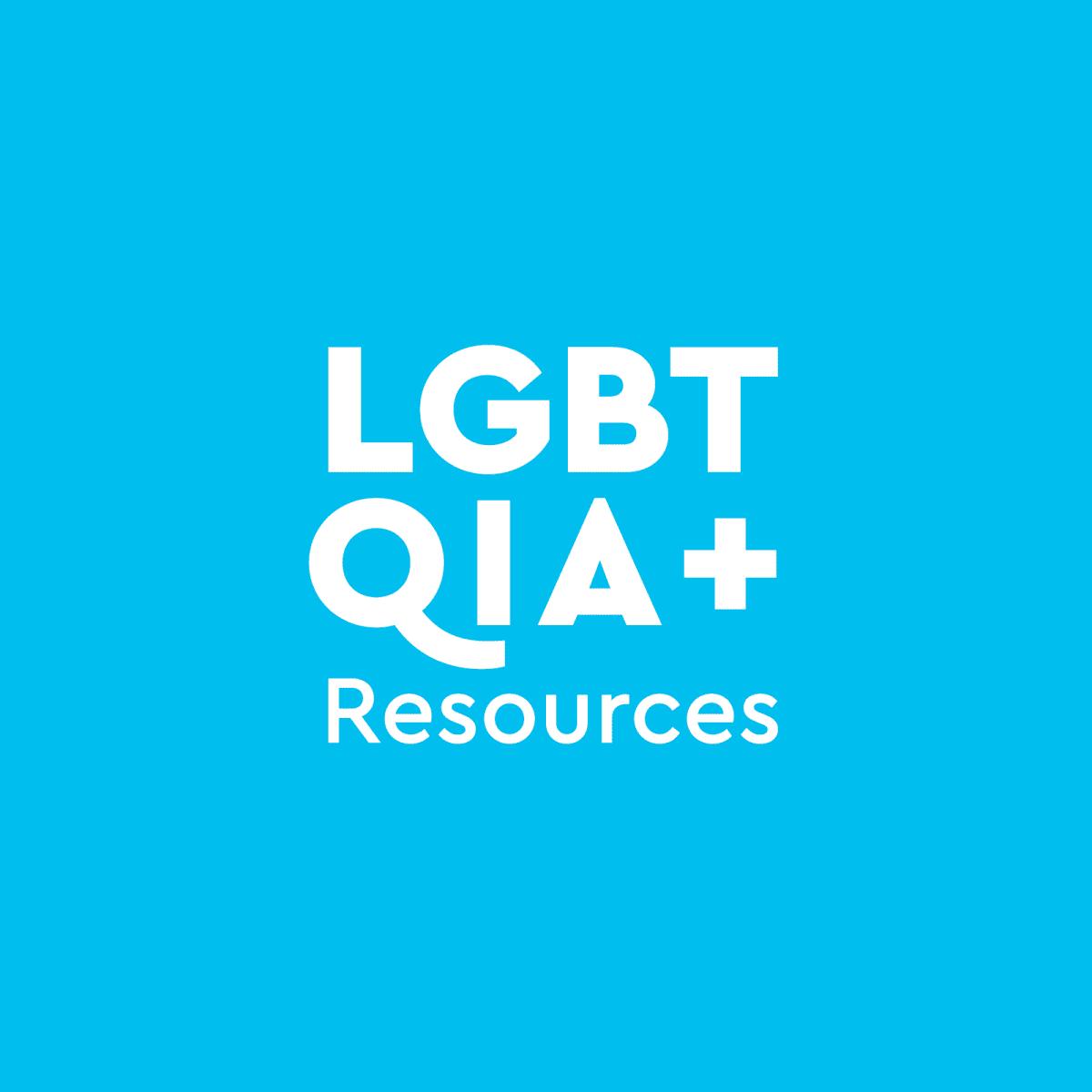 Image representing LGBTQIA+ Resources