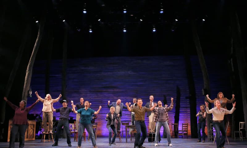 Artwork for Come From Away
