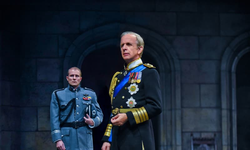 Artwork for King Charles III