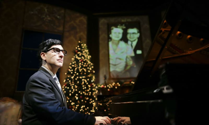 Artwork for Hershey Felder as Irving Berlin