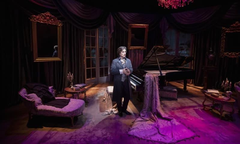 Artwork for Hershey Felder as Monsieur Chopin
