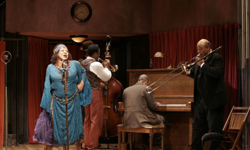 Artwork for Ma Rainey's Black Bottom
