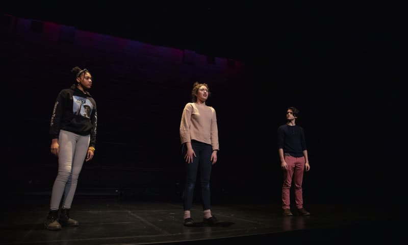 Artwork for August Wilson Monologue Competition Finals