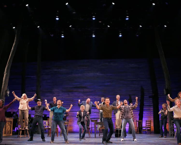 Come Together for Come From Away!