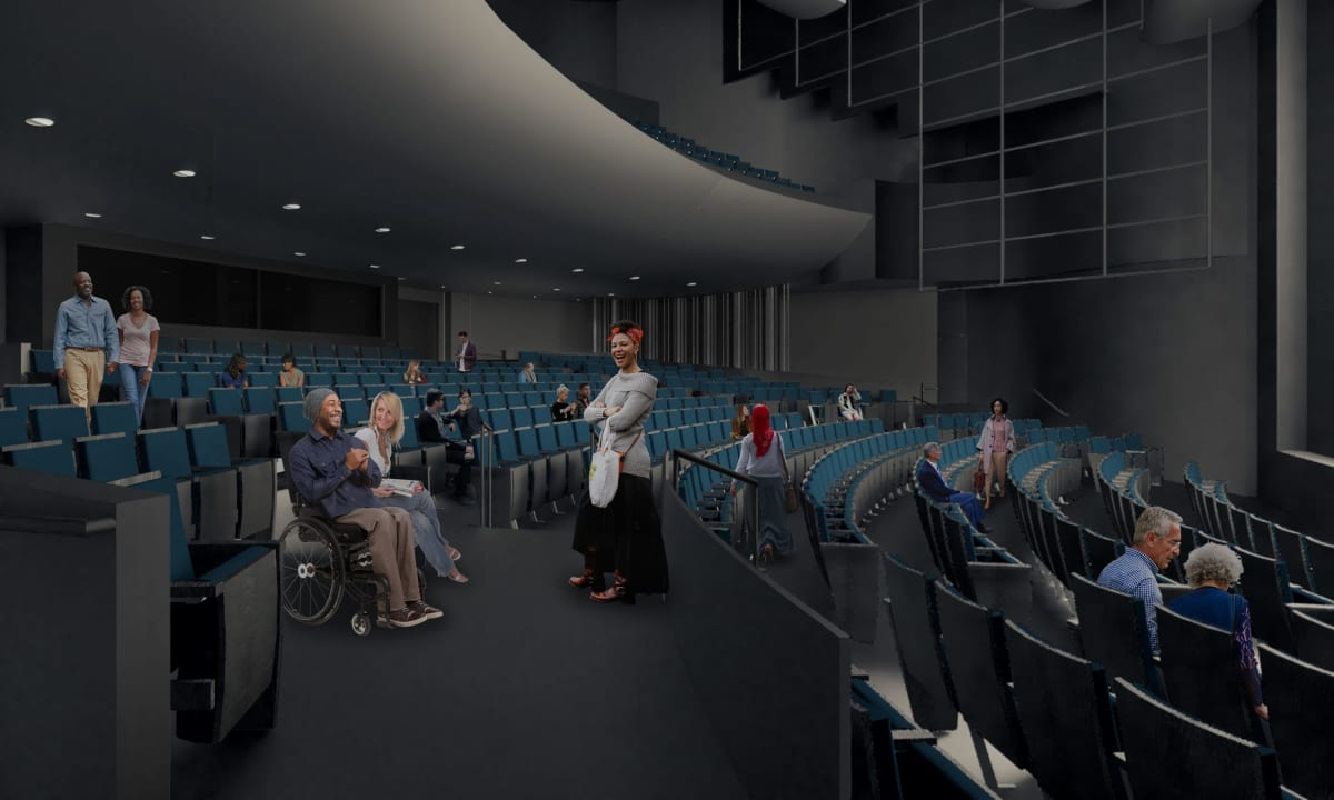 Image representing Seattle Rep Sets The Stage For A Three-Year Renovation Plan