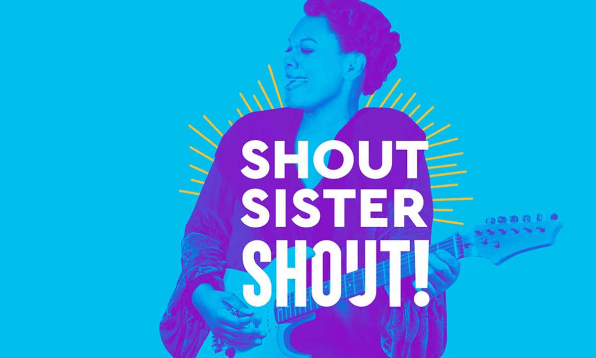 Image representing The Gospel of Rock, The Spirit of the Blues Seattle Rep Produces Seattle Premiere of Local Playwright Cheryl L. West's Shout Sister Shout!