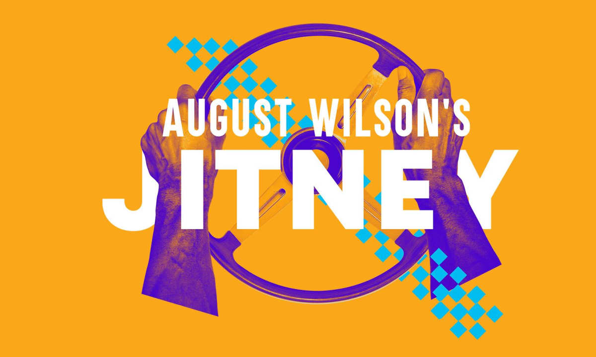 Image representing Seattle Rep Presents August Wilson's Jitney, the Acclaimed Broadway Production From Director Ruben Santiago-Hudson