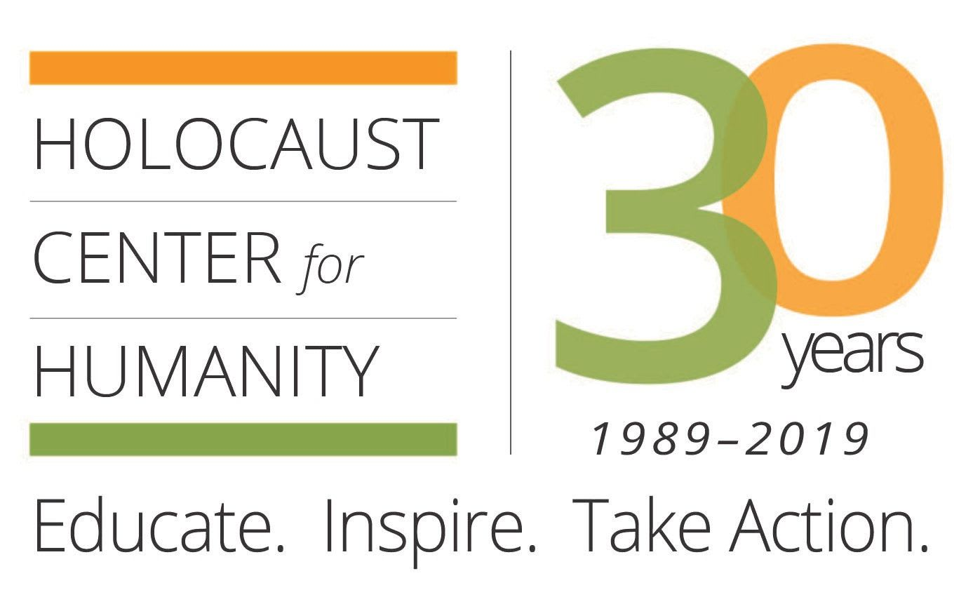 Holocaust center logo