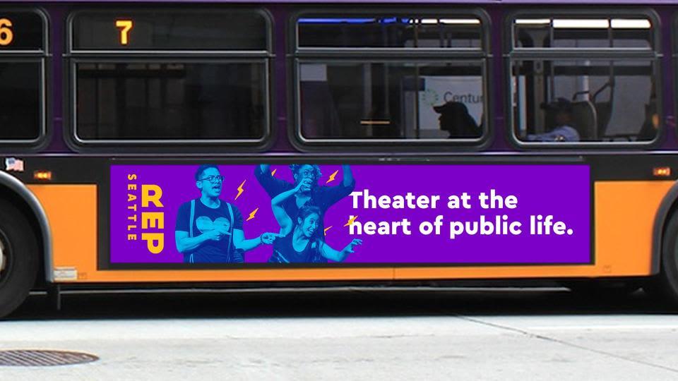 Bus Ad Mockup