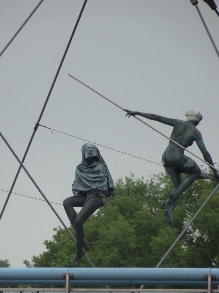 sculptures by Jerzy Kedziora ieufjj