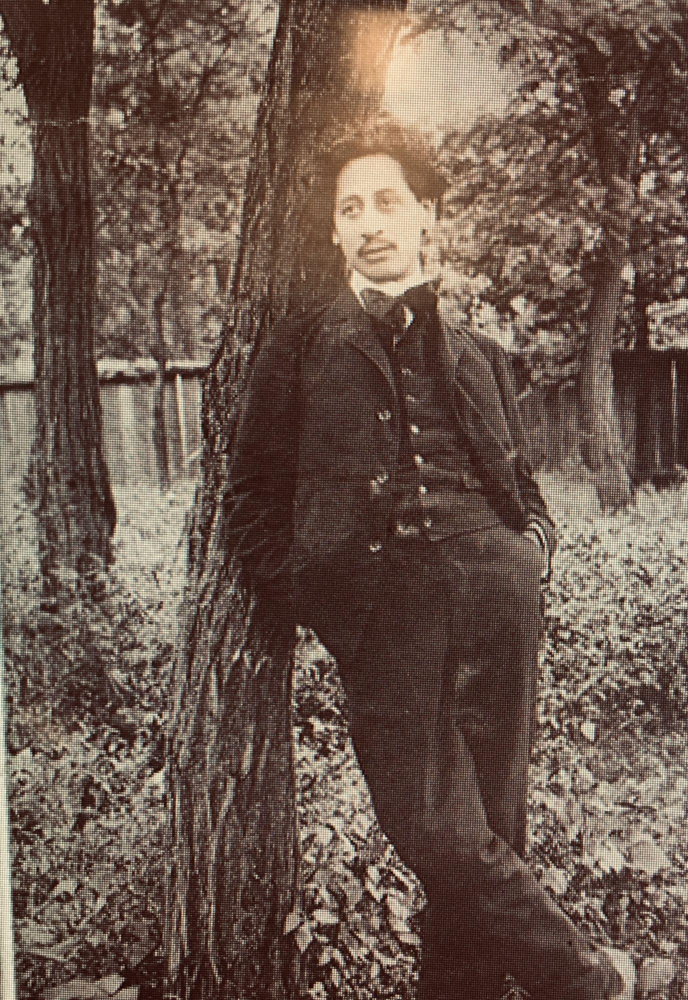 young Sholem Asch xlqgta