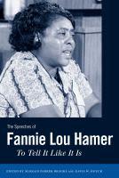 speeches of fannie lou hamer gwmh8x