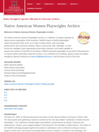 Playwrights Archive n5vqcw
