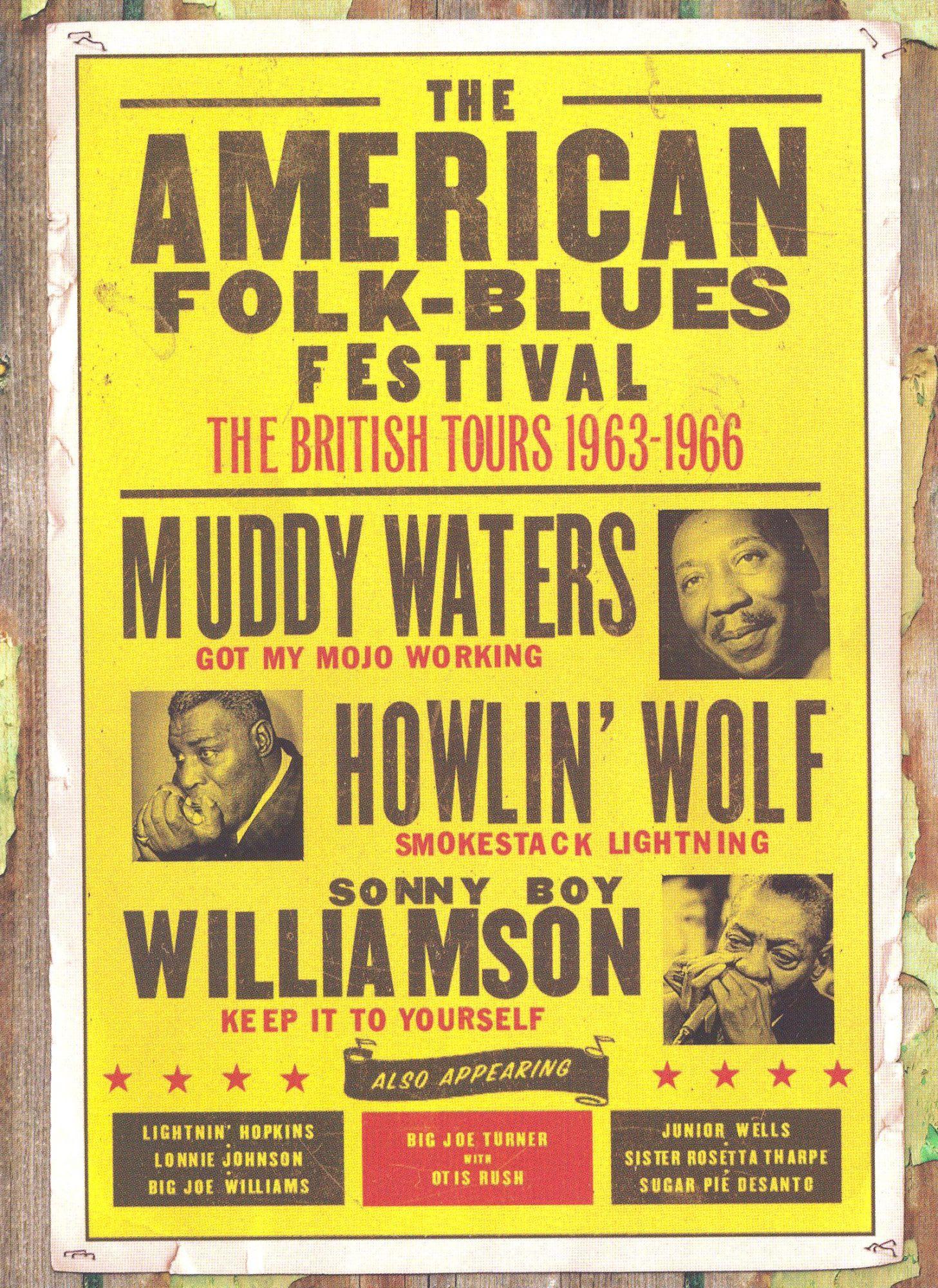 American Folk Blues Festival n81ysp