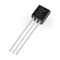 Sensore di temperatura Analogico TMP36