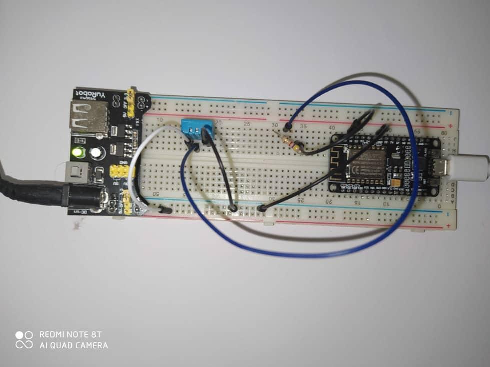Come leggere la temperatura ambientale con Arduino - parte seconda