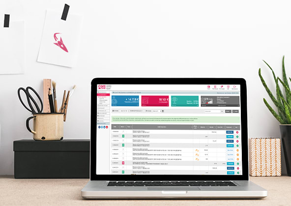 Registered with the OEC, the Order of Chartered Accountants, Ça Compte Pour Moi, an online accounting firm, has supported more than 2,500 business leaders throughout France since 2015. Ça Compte Pour Moi work hand in hand with business leaders to free them from the administrative burden, with complete peace of mind. Thanks to a simple and intuitive management tool, the business manager manages his activity in real time (management indicators, budget monitoring, quote / invoice, safe, etc.) while benefiting from personalized support through his dedicated team.