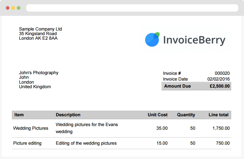 InvoiceBerry simplifies invoices and expense tracking, helping small businesses save invaluable time and money. Create and send professional-looking invoices and quotes in a flash. Keep track of outstanding payments, send friendly reminders to late-payers, automate recurring invoices, generate key financial reports, and so much more!