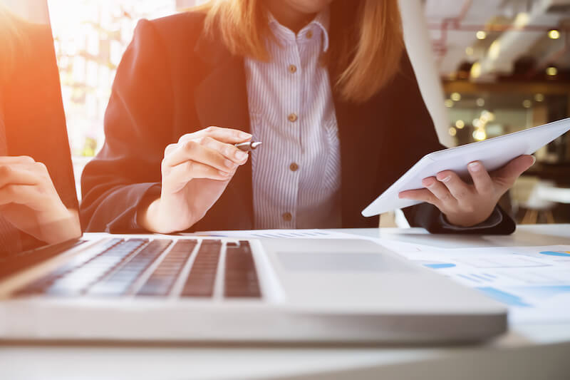 Dossier : dépôt des comptes annuels d'une entreprise