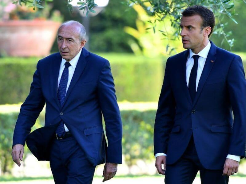 Affaire Macron / Collomb : la démission d'un salarié peut-elle être refusée ?