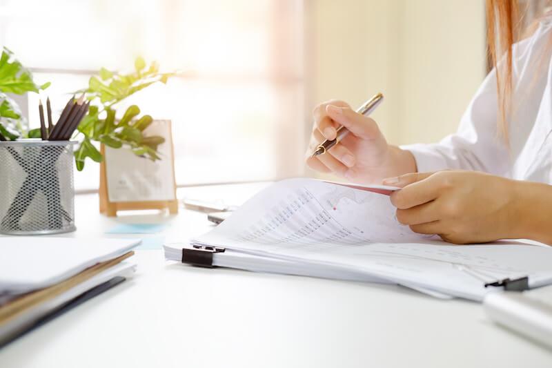 Dossier comptabilité : les mentions obligatoires d'une facture