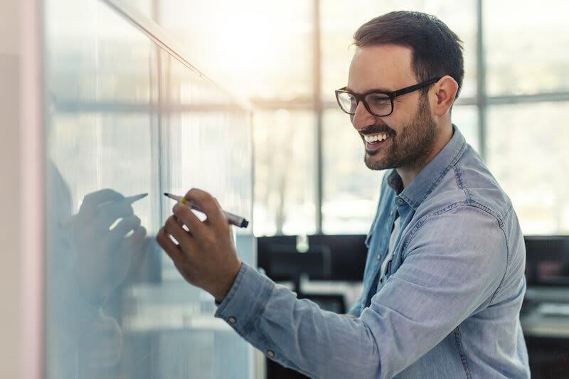 Dossier, les changement de l'année 2020 pour les entrepreneurs