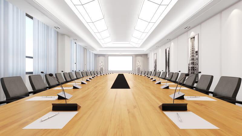 Les actionnaires se rassemblent au cours d'une assemblée générale ordinaire ou extraordinaire pour prononcer leur décision.