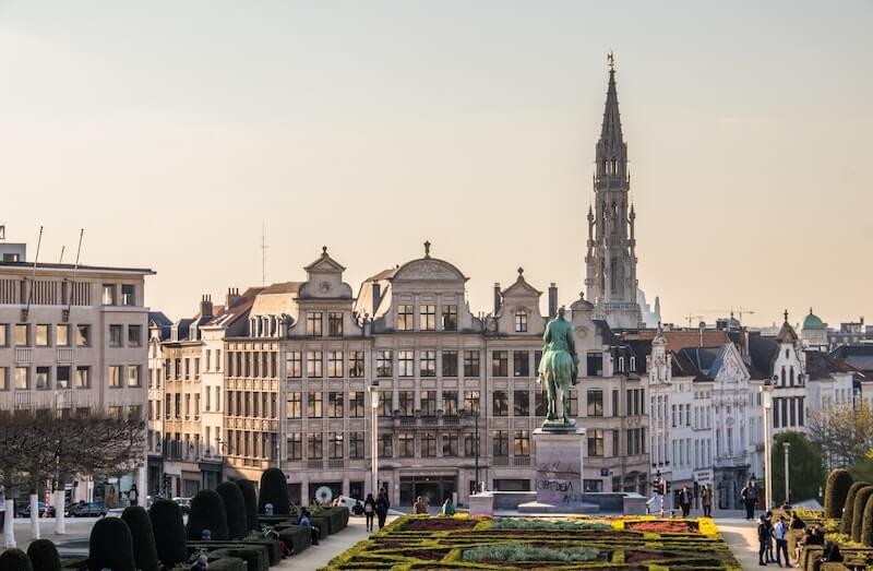 Bruxelles, un choix stratégique pour la domiciliation de votre entreprise