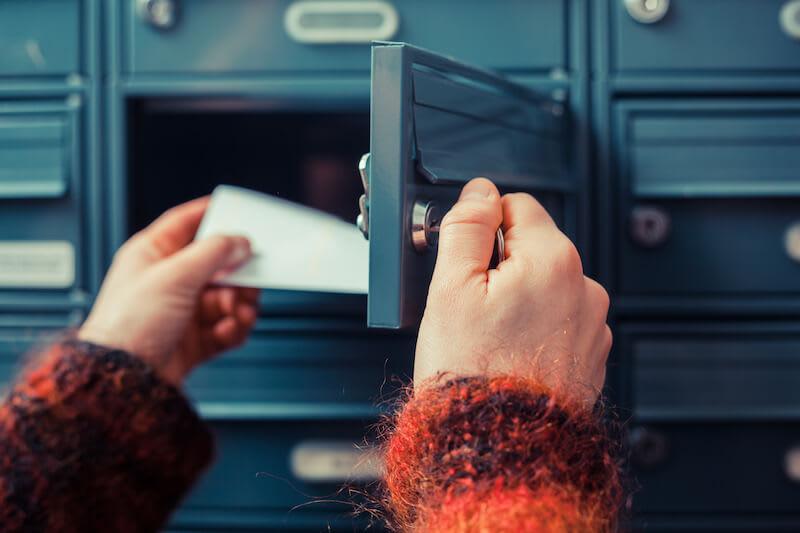 definition boite postale