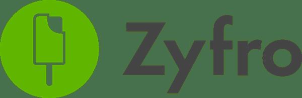 Logo Zyfro startup