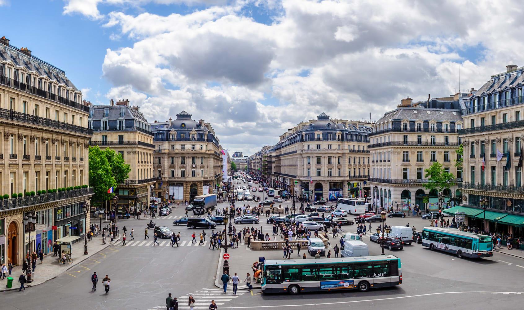 Une domiciliation à Paris