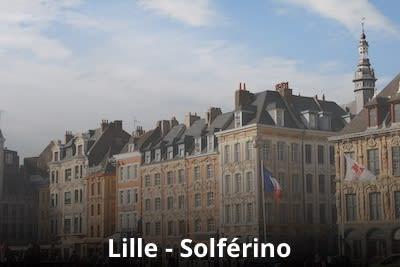 Une domiciliation à Lille