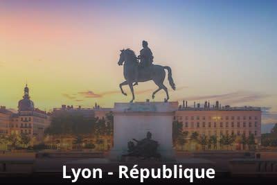 Une domiciliation à Lyon